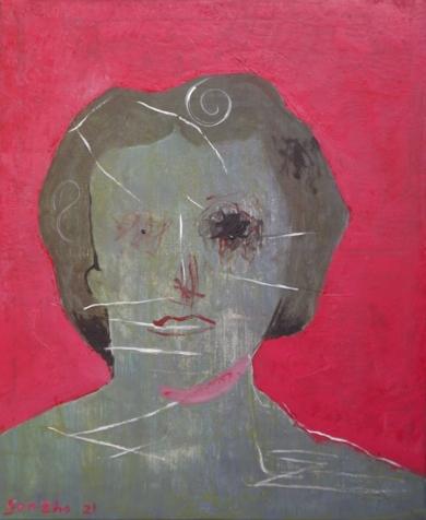 Huérfanos III|PinturadeGonzho| Compra arte en Flecha.es