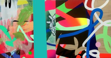 Un paseo cualquiera|PinturadeJose Palacios| Compra arte en Flecha.es