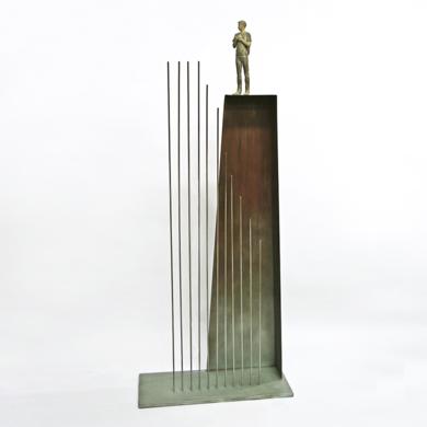 En lo alto I|EsculturadeMarta Sánchez Luengo| Compra arte en Flecha.es
