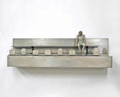 De ida y vuelta|EsculturadeMarta Sánchez Luengo| Compra arte en Flecha.es