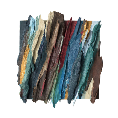 Eucalipto XXII|CollagedeCrisdever| Compra arte en Flecha.es