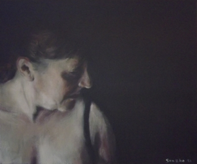 Desde abajo II|PinturadeGonzho| Compra arte en Flecha.es
