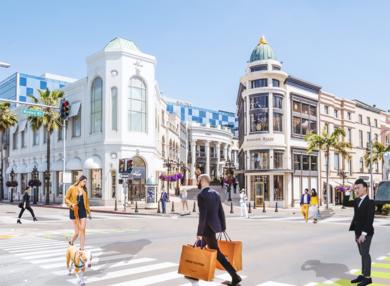 """Beverly Hills"" SP Limited Edition|DigitaldeEG Caba| Compra arte en Flecha.es"