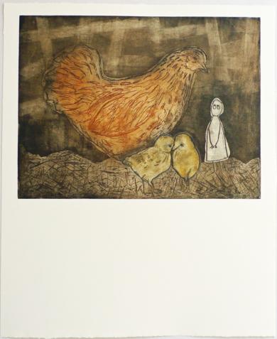 Mi familia no me entiende|Obra gráficadeAna Valenciano| Compra arte en Flecha.es