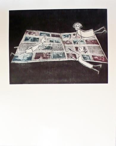 La colección|Obra gráficadeAna Valenciano| Compra arte en Flecha.es
