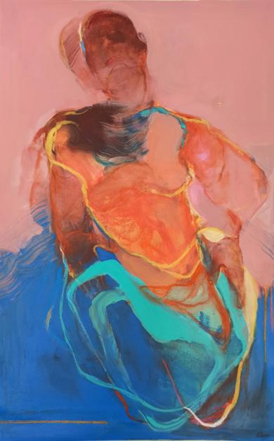 Dualities 3|PinturadeMagdalena Morey| Compra arte en Flecha.es