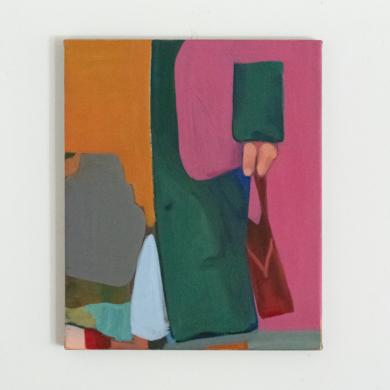 Nunca estuve allí II|PinturadeIrene Marzo| Compra arte en Flecha.es