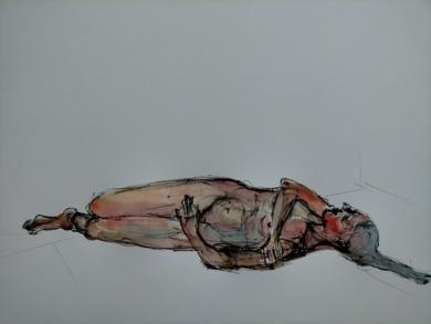 Nude II|DibujodeOliverPlehn-Artist| Compra arte en Flecha.es