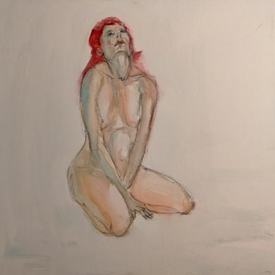 Nude 66|DibujodeOliverPlehn-Artist| Compra arte en Flecha.es