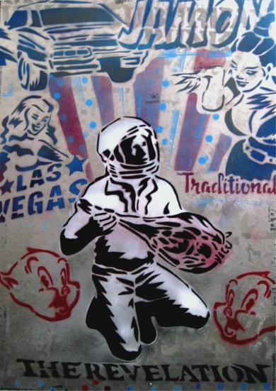 The Revelation|PinturadeCarlos Madriz| Compra arte en Flecha.es