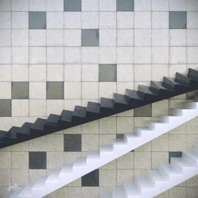Evolución|DigitaldeJavier Bueno| Compra arte en Flecha.es