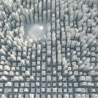 Ciudad|DigitaldeJavier Bueno| Compra arte en Flecha.es