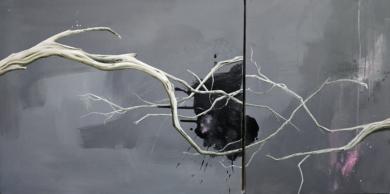 Raíces #05|PinturadeAya Eliav| Compra arte en Flecha.es