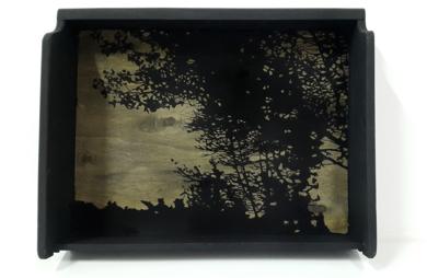 Naturalez en un cajon #02|PinturadeAya Eliav| Compra arte en Flecha.es