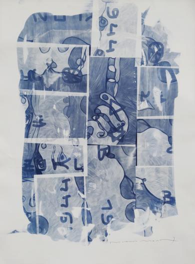 © Curvisme 434 - Zyklon-B|Obra gráficadeRICHARD MARTIN| Compra arte en Flecha.es