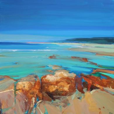 Rising Tide PinturadeMagdalena Morey  Compra arte en Flecha.es