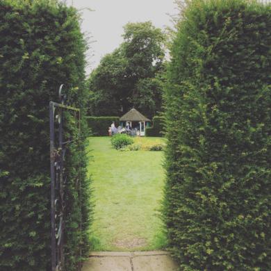 English Garden│Class II Historic Site│Acid-free Photo Paper│Printed in the UK│Origin|FotografíadeJHIH YU CHEN| Compra arte en Flecha.es