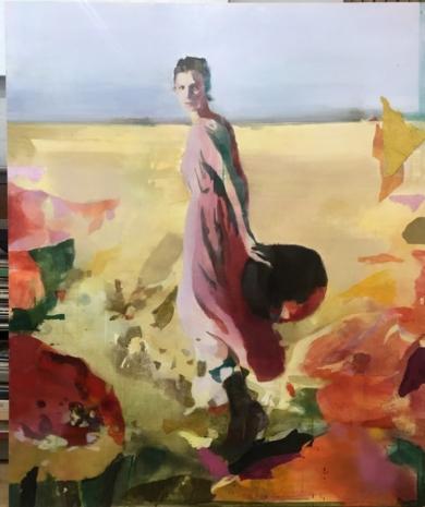 El paseo|CollagedeAna Alcaraz| Compra arte en Flecha.es