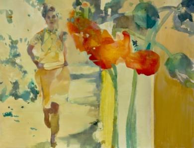 Amarillos|Imagen en movimientodeAna Alcaraz| Compra arte en Flecha.es