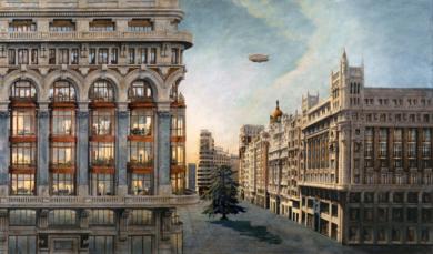 Flay Madrid. La Ciudad Transparente.|FotografíadeCarlos Arriaga| Compra arte en Flecha.es