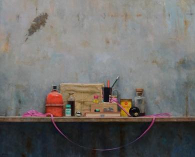 Roter|PinturadeLUIS    GOMEZ    MACPHERSON| Compra arte en Flecha.es