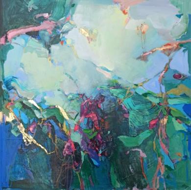 Reconnecting 2|PinturadeMagdalena Morey| Compra arte en Flecha.es