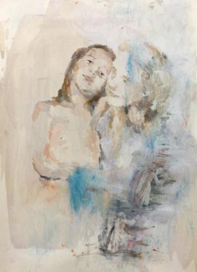 Mama|CollagedeGloria Loizaga| Compra arte en Flecha.es
