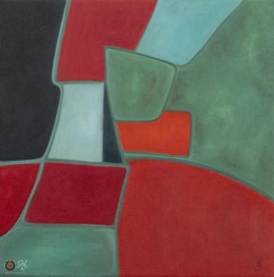 Abstract Composition 4|PinturadeHelena Revuelta| Compra arte en Flecha.es