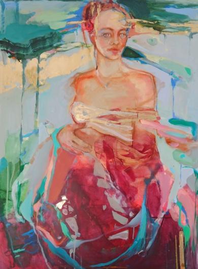 Inner Space 4|PinturadeMagdalena Morey| Compra arte en Flecha.es