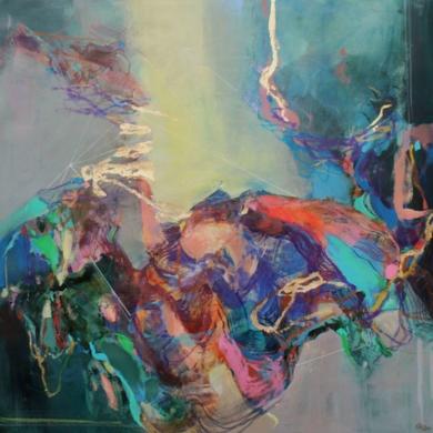 The Stories Unfold 2 PinturadeMagdalena Morey  Compra arte en Flecha.es