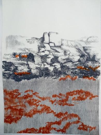 Nerga|Obra gráficadeCruz Sánchez| Compra arte en Flecha.es