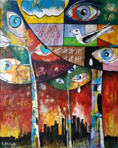 LLora PinturadeCarlos Anabeil  Compra arte en Flecha.es