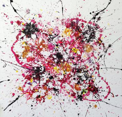 Fambruesas y moras|PinturadeRemedios Rubiales| Compra arte en Flecha.es