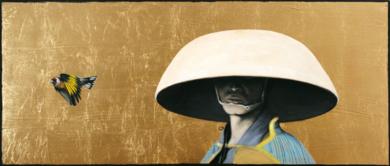 Remember Felice Beato|PinturadeEnrique González| Compra arte en Flecha.es