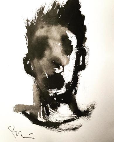 Estupor|IlustracióndePittis Art| Compra arte en Flecha.es
