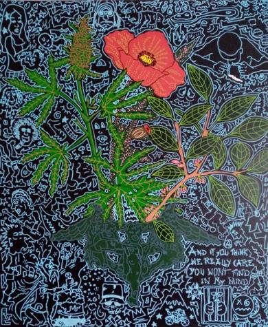 Big take over|PinturadePhilip Verhoeven| Compra arte en Flecha.es