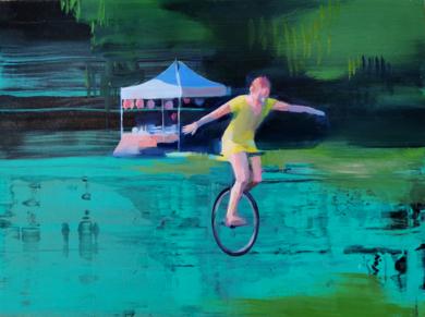 Equilibrio|PinturadeCarmen Montero| Compra arte en Flecha.es