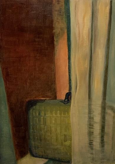 Window|PinturadeODETTE BOUDET| Compra arte en Flecha.es