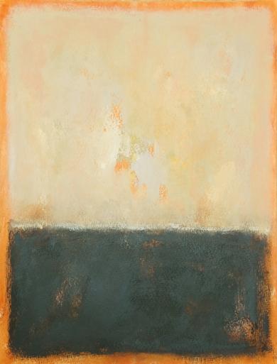 Cream and black|PinturadeLuis Medina| Compra arte en Flecha.es