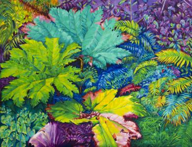 Petrohué|PinturadeMaite Rodriguez| Compra arte en Flecha.es