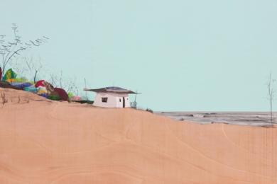 Alegrías del verano|CollagedeEduardo Query| Compra arte en Flecha.es