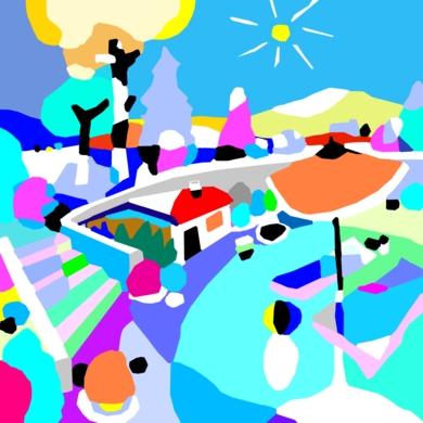 La cantera|Obra gráficadeALEJOS| Compra arte en Flecha.es