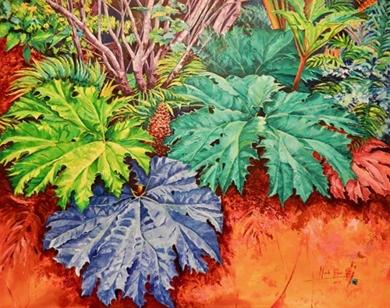 Tolhuaca|PinturadeMaite Rodriguez| Compra arte en Flecha.es