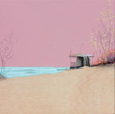 Relax de otoño|CollagedeEduardo Query| Compra arte en Flecha.es