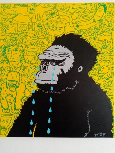 Dear Angus|PinturadePhilip Verhoeven| Compra arte en Flecha.es