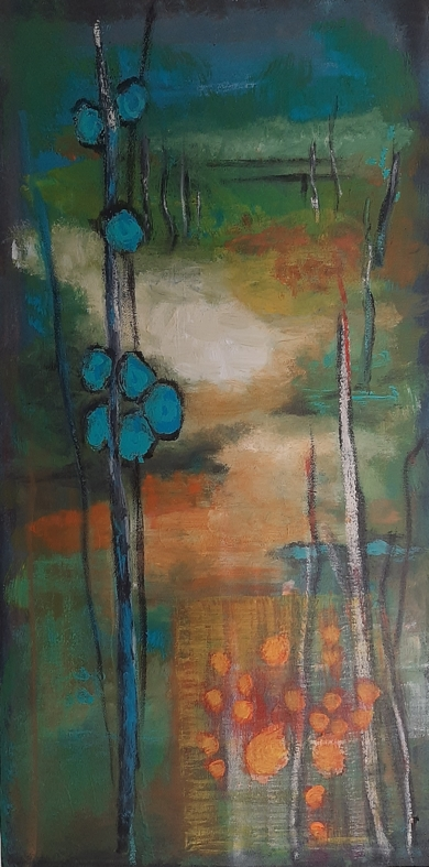 PRIMAVERA|PinturadeBARBAC| Compra arte en Flecha.es