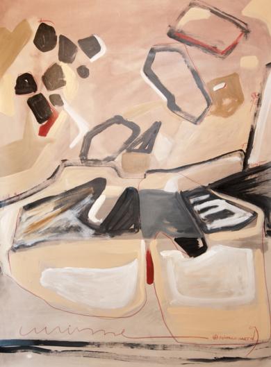 © Curvisme 438|PinturadeRICHARD MARTIN| Compra arte en Flecha.es