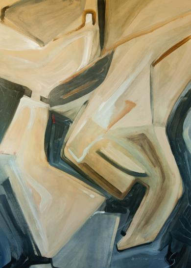 © Curvisme 440|PinturadeRICHARD MARTIN| Compra arte en Flecha.es