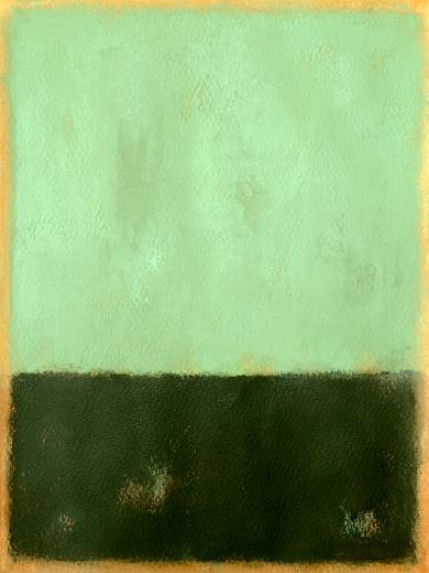 Black and green grey|PinturadeLuis Medina| Compra arte en Flecha.es