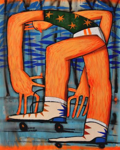 Estrellas PinturadeYana Medow  Compra arte en Flecha.es
